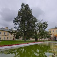 Pałac Czartoryskich i park w Puławach