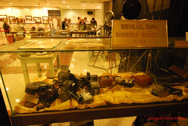 Altın Portakal Sinema Müzesi 5