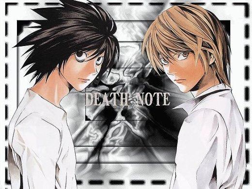 Personajes de Death Note