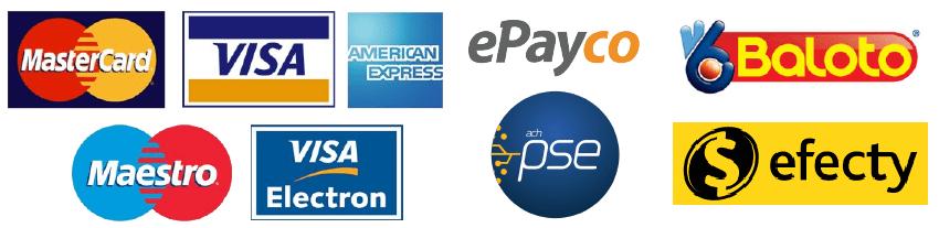 metodos de pago imprenta online colombia | imprenta online barata