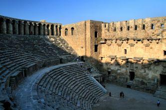 Aspendos - najlepiej zachowany amfiteatr na świecie