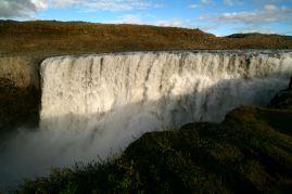 Wodospad Dettifoss