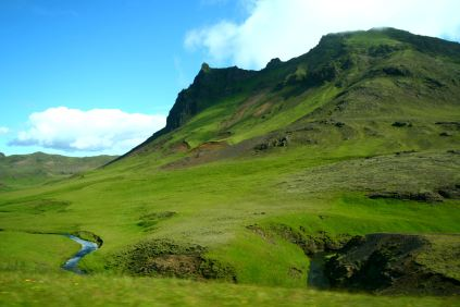 Wzgórze Hjörleifshöfði