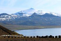 lodowiec Snæfellsjökull