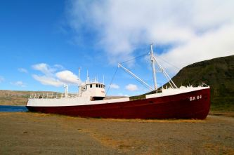 Garðar BA 64 - najstarszy stalowy statek