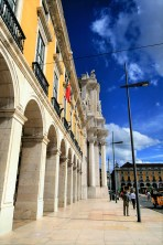 Lizbona - Baixa