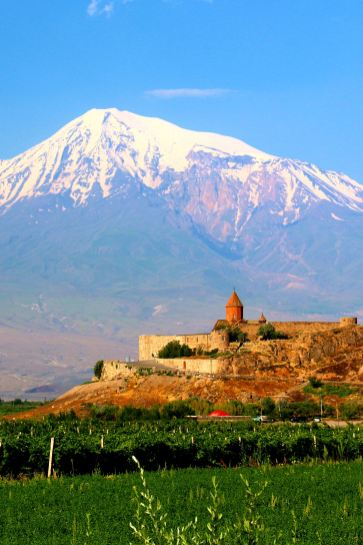 Klasztor Chor Wirap i Ararat