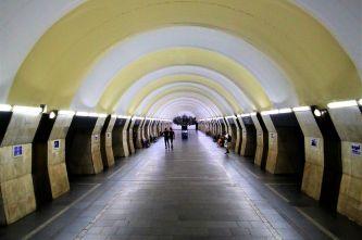 Erewań - metro