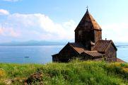 Jezioro Sewan i Klasztor Sewan