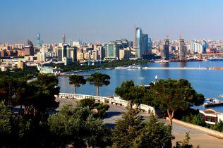 widok z Parku Pamięci