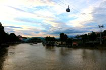 Nad rzeką Kurą