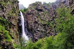Wodospady Gveleti