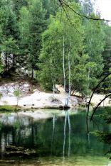 Adršpašské jezero