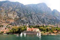 Zatoka Kotorska - okolice Dobroty