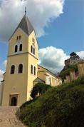 Trencin - Farský kostol Narodenia Panny Márie