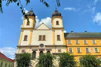 Trencin - Kościół św. Franciszka Ksawerego