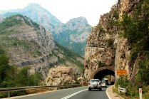 Droga Mostar - Jablanica
