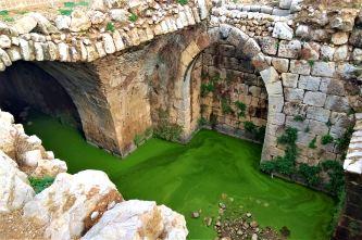 Wzgórza Golan - Twierdza Nimrod
