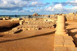 Cezarea - Pałac Prokuratorów Rzymskich
