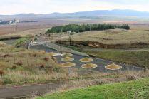 Golan Vulcanic Park i granica z Syrią