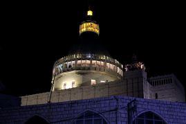 Nazaret - Bazylika Zwiastowania