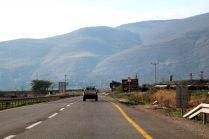 południowo-wschodnia część Dolnej Galilei