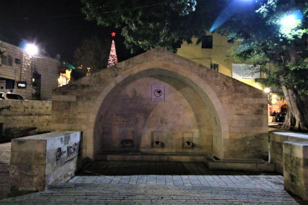 Nazaret - studnia Maryi