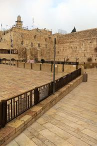 Dzielnica Żydowska - Ściana Płaczu