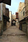 Ulice dzielnicy żydowskiej