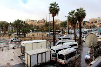 okolica Bramy Damasceńskiej