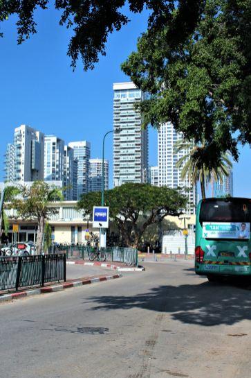 Tel Awiw - dzielnica Park Tzameret