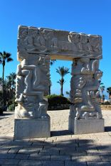 Abrasha Park - Brama Ramzesa
