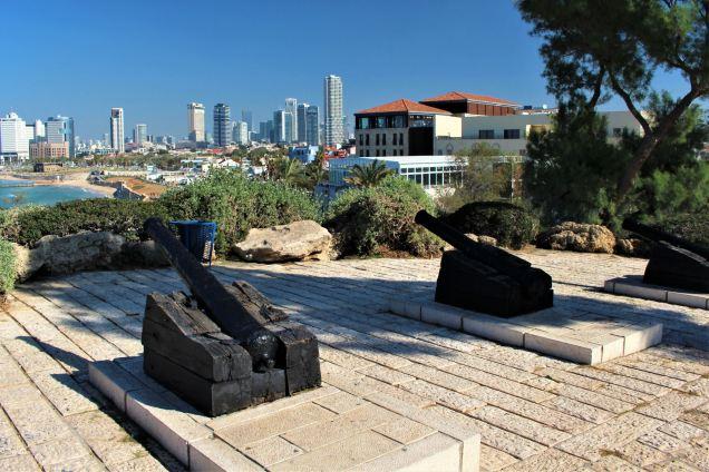 ostatnia panorama Tel Awiwu