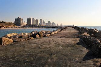 wybrzeże - okolice mariny