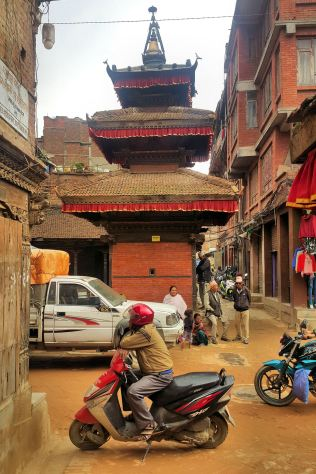Bhaktapur - światynie