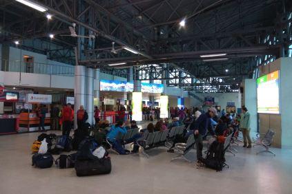 Lotnisko Katmandu