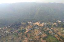 przelot Katmandu - Lukla