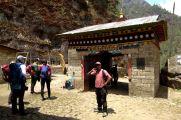 Granica Parku Narodowy Sagarmatha