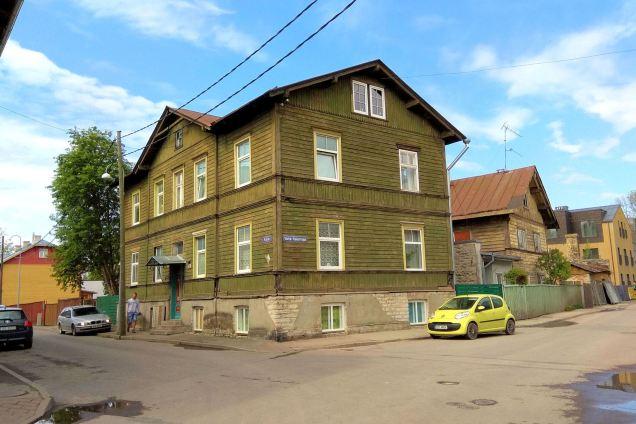 dzielnica mieszkalna Kalamaja