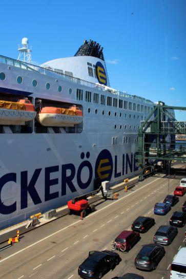 Port Eckeroline
