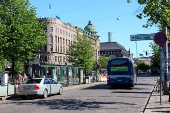 okolica dworca Kolejowego