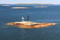 Południowe wybrzeże - wyspy