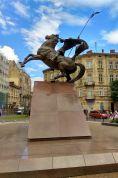 Pomnik obrońców ukraińskiej państwowości
