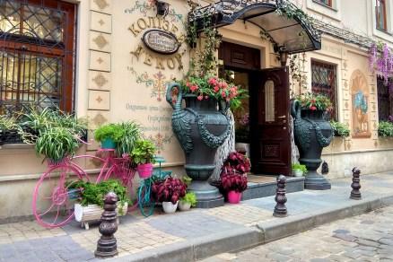 Ulice Lwowa