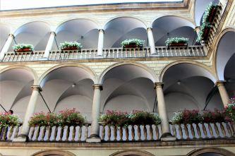 Włoskie Podwórko