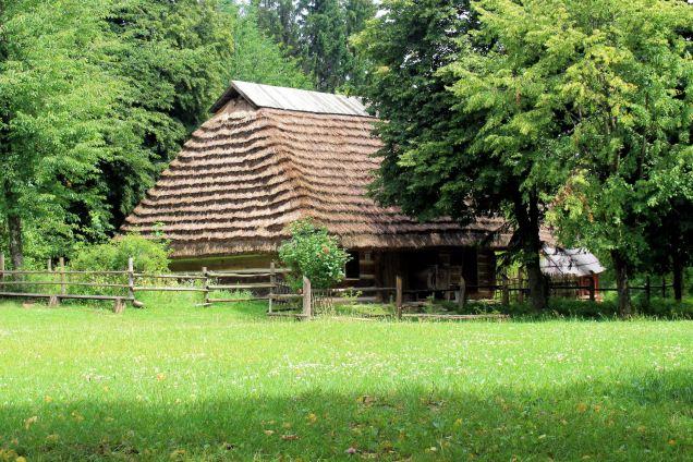 Dom z Mshanets, Staro Sambir District, Lwów, 1920