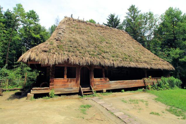 Dom z Oryavchyk, Skole, Lwów, 1860