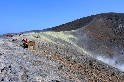 Krater Vulcano