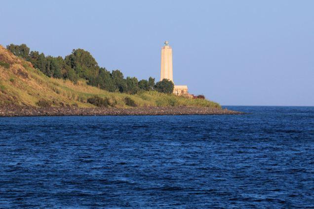 Zachodnie wybrzeże wyspy Vulcano