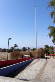 Akaba - okolica zamku